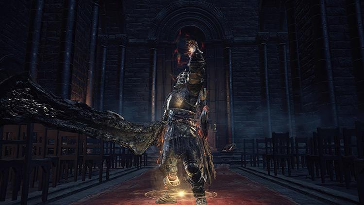 Tears of Denial Miracle in Dark Souls 3