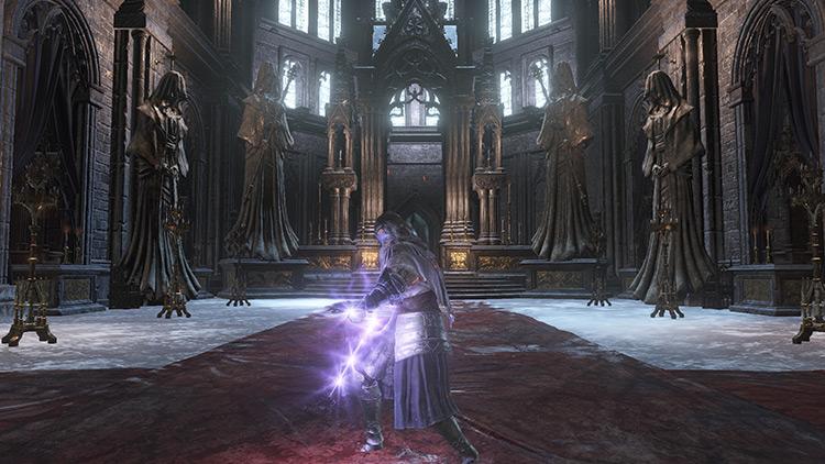 Darkmoon Blade Dark Souls 3 Miracle