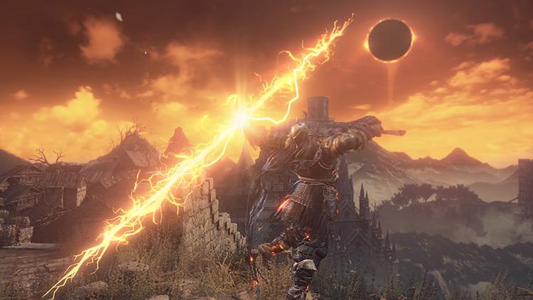 Sunlight Spear Dark Souls 3 screenshot