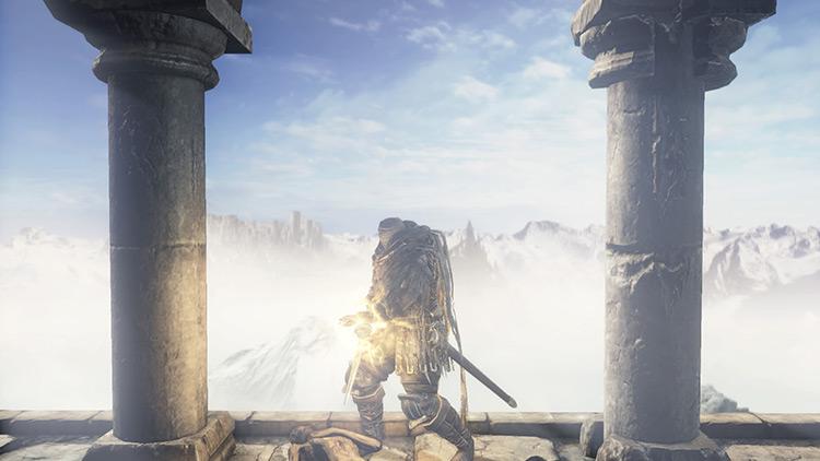 Lightning Blade from Dark Souls 3