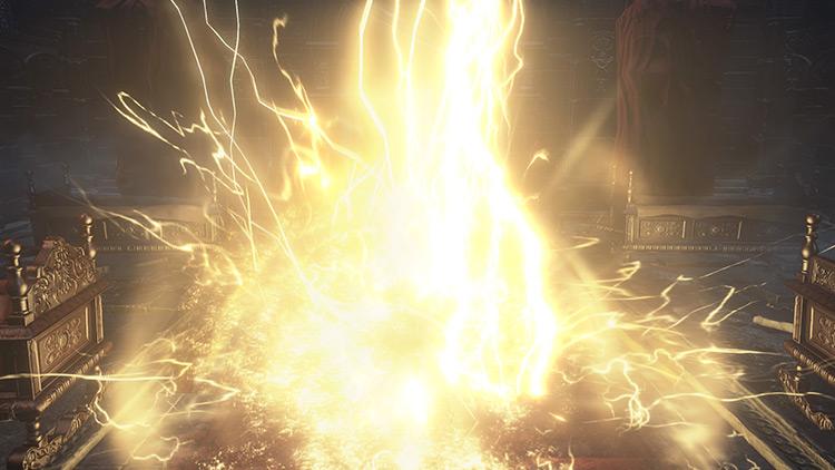 Lightning Stake Dark Souls 3 screenshot