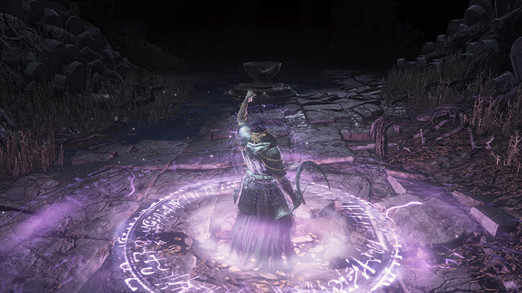 Vow of Silence from Dark Souls 3