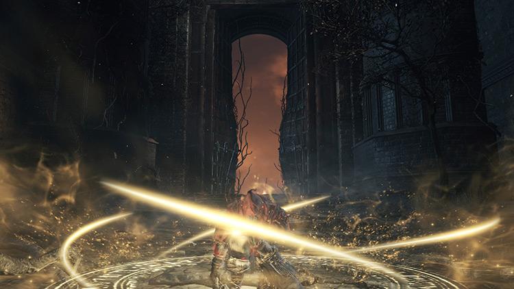 Great Heal Dark Souls 3 Miracle