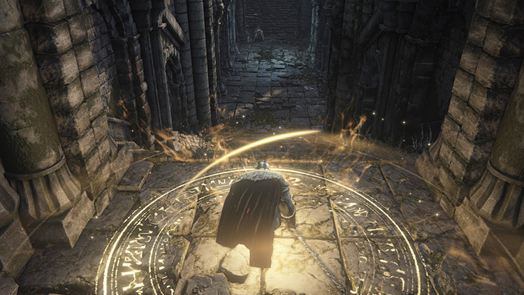 Med Heal Dark Souls 3 screenshot