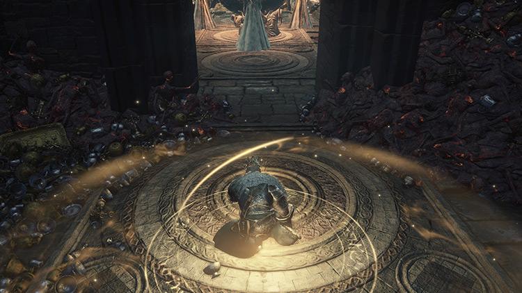 Heal for Dark Souls 3