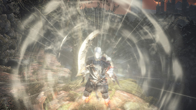 Force Screenshot - Dark Souls 3 Miracle
