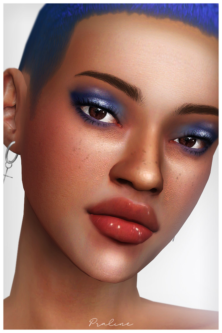 Eyeshadow Ultimate Collection for Sims 4