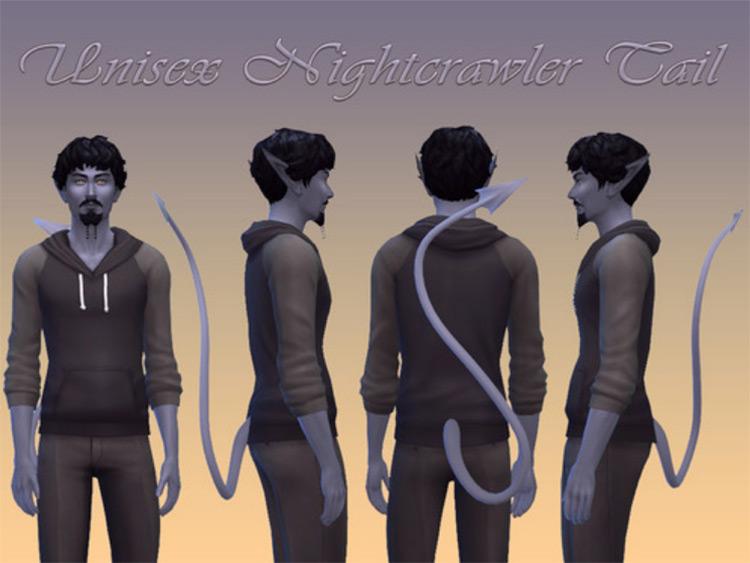 Nightcrawler Tail TS4 CC