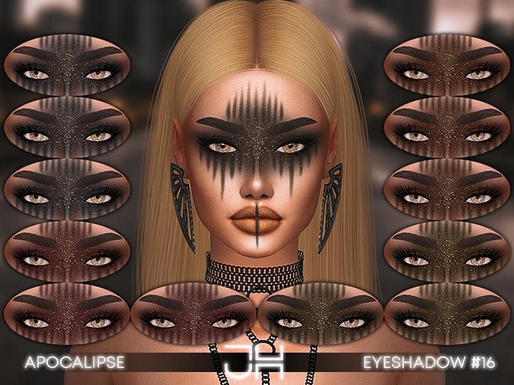 Eyeshadow #16 Apocalypse TS4 CC