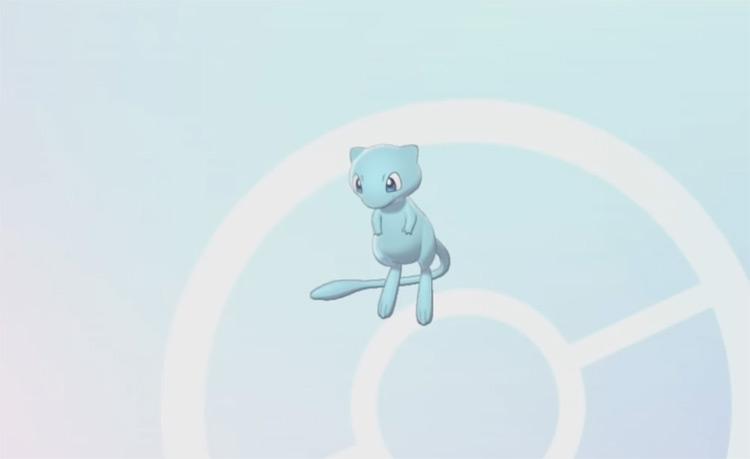 Shiny Mew