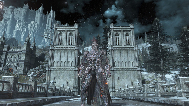 Iron Dragonslayer Set Dark Souls 3