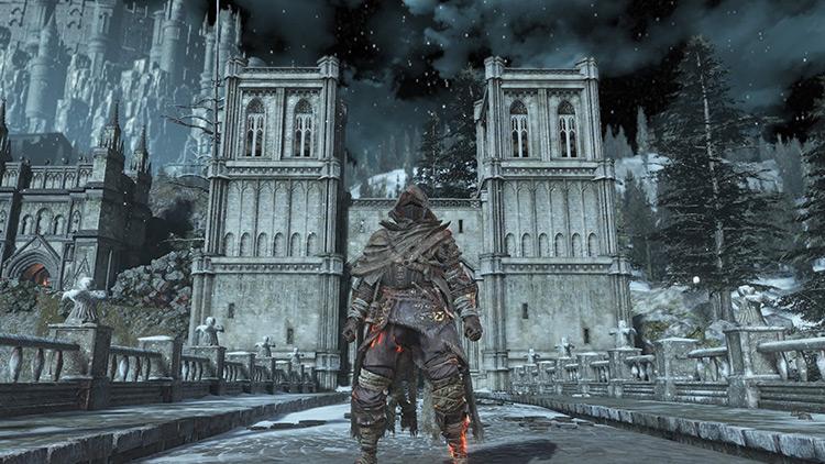Fallen Knight Set Dark Souls 3