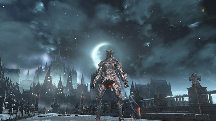 Dancer's Set from Dark Souls 3
