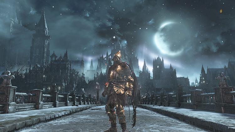 Sunset Armor Set from Dark Souls 3