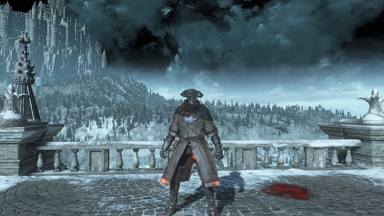 Leonhard's Set from Dark Souls 3