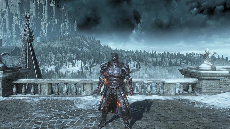 Gundyr's Set Dark Souls 3