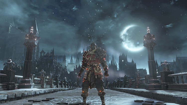 Eastern Armor Set Dark Souls 3