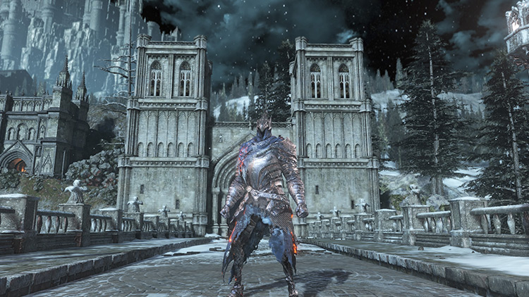 Wolf Knight Set Dark Souls 3