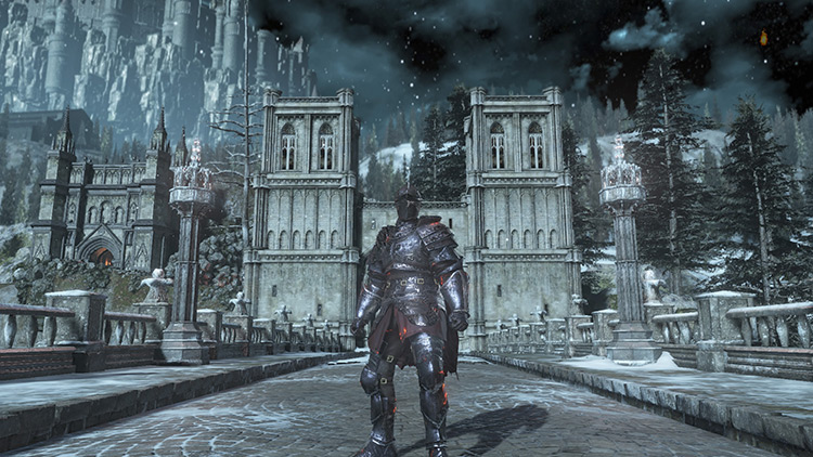 Drakeblood Set Dark Souls 3 Armor