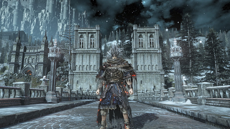 Dragonscale Set from Dark Souls 3