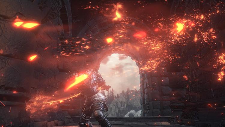 Farron Ring Dark Souls 3 screenshot