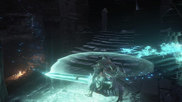 Sages Ring Dark Souls 3 screenshot