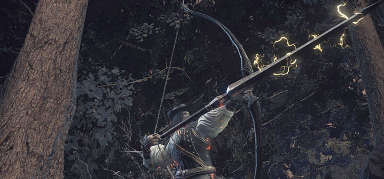 Best Bows in DS3 - Screenshot
