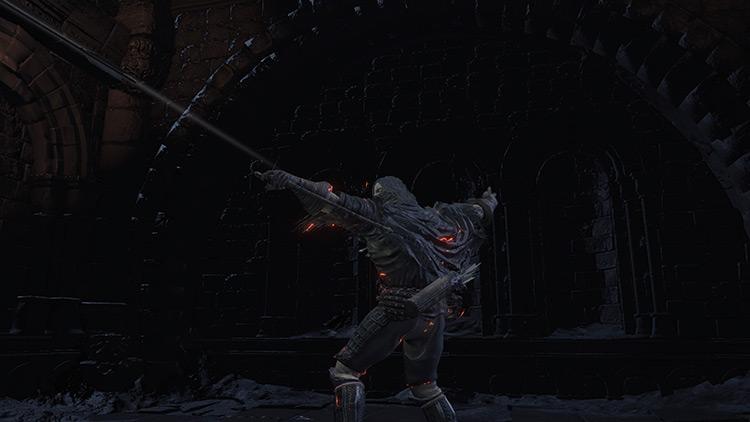 Composite Bow Dark Souls 3 screenshot