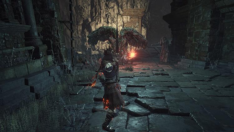 Dragonrider Bow Dark Souls 3