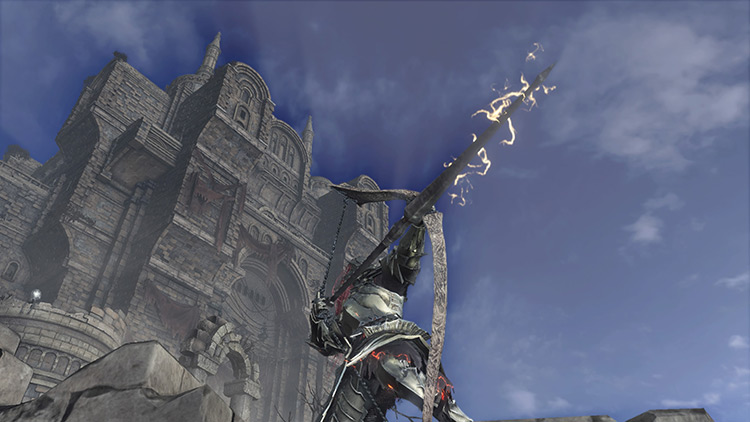 Dragonslayer Greatbow Dark Souls 3
