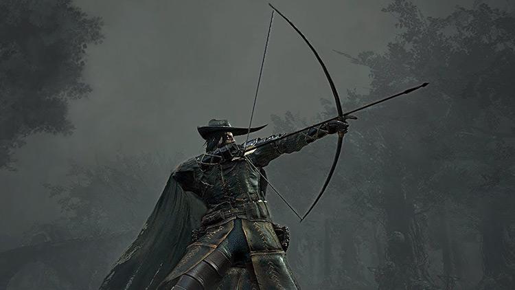 Short bow Dark Souls 3 screenshot