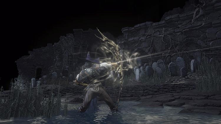 Darkmoon Longbow Dark Souls 3