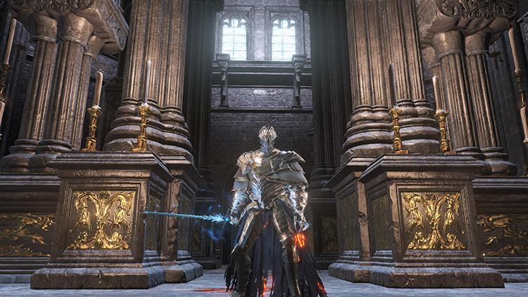 Aquamarine Dagger Dark Souls 3 screenshot