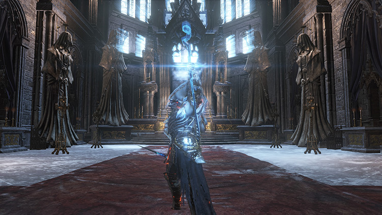 Court Sorcerer's Staff Dark Souls 3