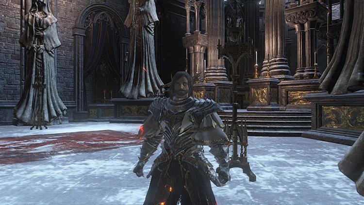 Crown of Dusk from Dark Souls 3