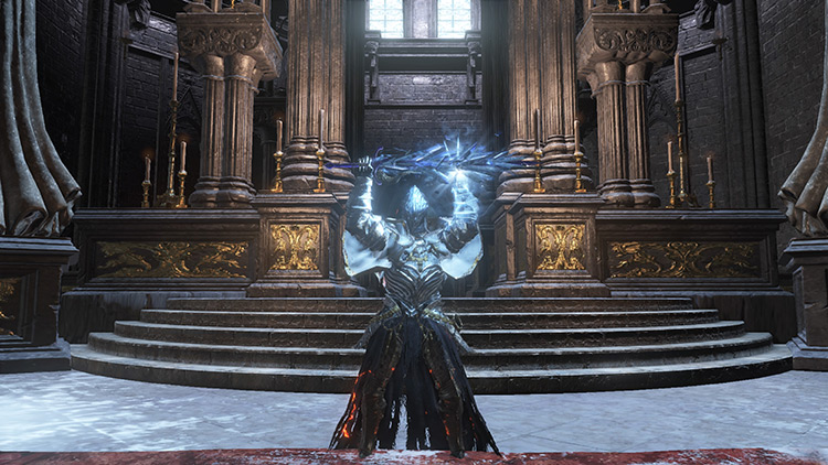 Crystal Magic Weapon in DS3