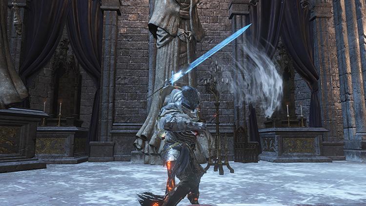 Farron Flashsword Dark Souls 3 screenshot