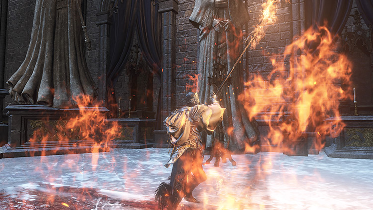 Immolation Tinder in DS3