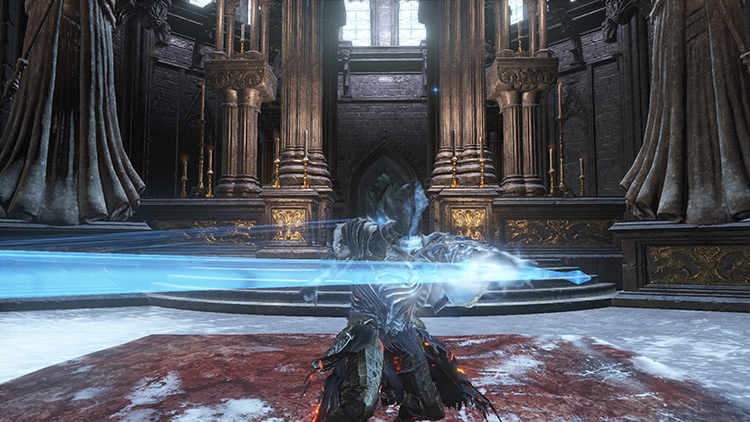 Soul Greatsword from Dark Souls 3