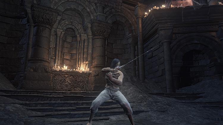 Crystal Sage's Rapier (Item Discovery) Dark Souls 3