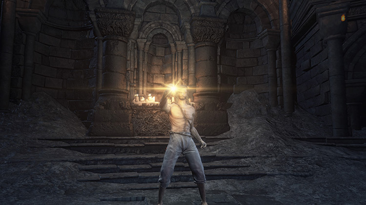 Rusted Coins (Item Discovery) Dark Souls 3 screenshot