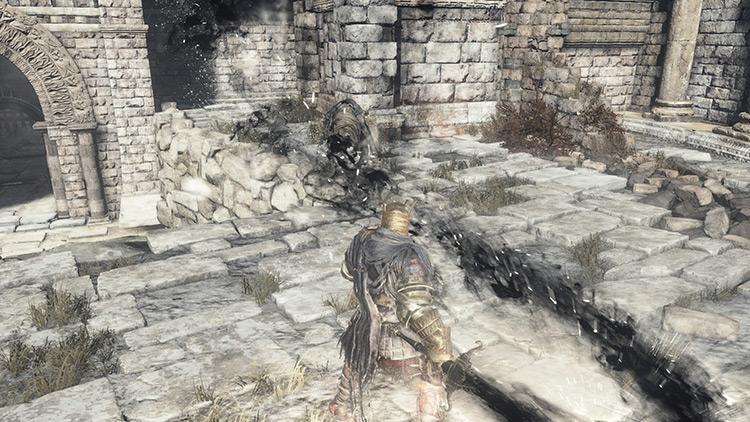 Soul Routes Dark Souls 3 screenshot