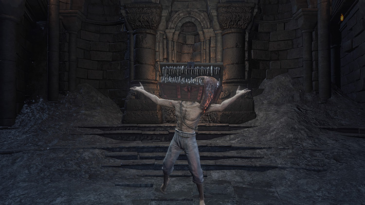 Symbol of Avarice (Soul Gain AND Item Discovery) in DS3