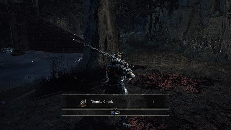 Titanite Chunk Dark Souls 3 screenshot