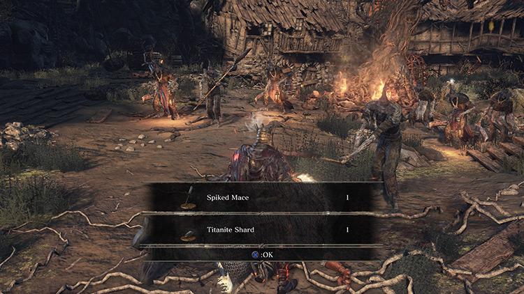 Titanite Shard Dark Souls 3