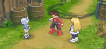 Tales of Symphonia for GCN