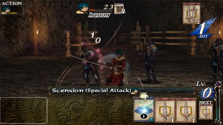 Baten Kaitos: Origins game screenshot