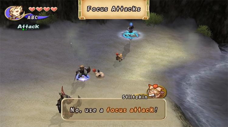 Final Fantasy: Crystal Chronicles game screenshot
