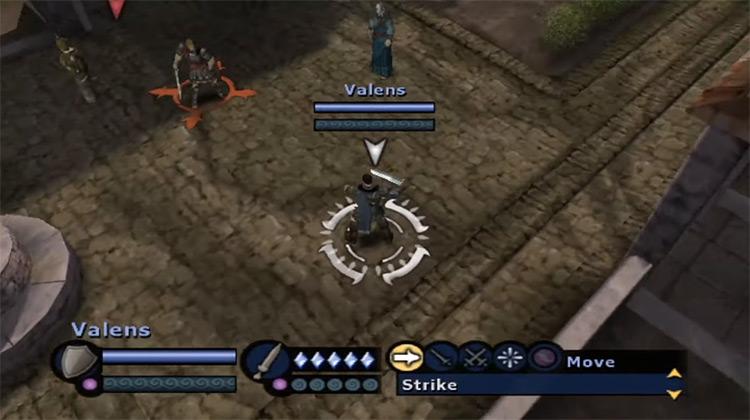 Gladius game screenshot