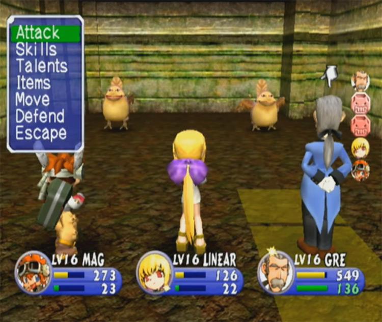 Evolution Worlds gameplay